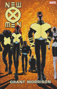 Cover Thumbnail for New X-Men Ultimate Collection (Marvel, 2008 series) #1