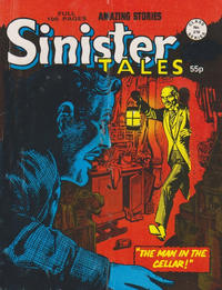 Cover Thumbnail for Sinister Tales (Alan Class, 1964 series) #218