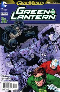 Cover Thumbnail for Green Lantern (DC, 2011 series) #37