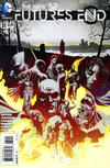 Cover for The New 52: Futures End (DC, 2014 series) #31