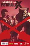 Cover for Lobezno y La Patrulla-X (Panini España, 2012 series) #30