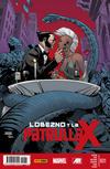 Cover for Lobezno y La Patrulla-X (Panini España, 2012 series) #31