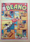 Cover for The Beano Comic (D.C. Thomson, 1938 series) #11