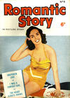 Cover for Romantic Story (World Distributors, 1950 ? series) #8