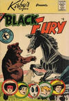 Cover for Black Fury (Charlton, 1959 series) #6 [Kirby's]