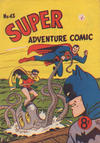 Cover Thumbnail for Super Adventure Comic (1950 series) #43 [Price difference]