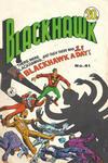 Cover for Blackhawk (K. G. Murray, 1959 series) #41