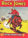 Cover for Cowboy Comics (Amalgamated Press, 1950 series) #83