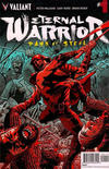 Cover for Eternal Warrior: Days of Steel (Valiant Entertainment, 2014 series) #1 [Cover A - Bryan Hitch]