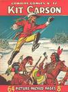 Cover for Cowboy Comics (Amalgamated Press, 1950 series) #72
