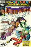 Cover for Spider-Woman (Marvel, 1978 series) #31 [Direct]