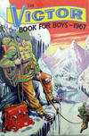 Cover for The Victor Book for Boys (D.C. Thomson, 1965 series) #1967