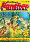 Cover for Die blauen Panther (Bastei Verlag, 1980 series) #7 - Der Fluch des verbotenen Berges