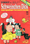 Cover for Schweinchen Dick (Condor, 1977 ? series) #93