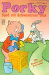 Cover for Schweinchen Dick (Willms Verlag, 1972 series) #7