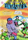 Cover for Historias Fantásticas (Editorial Novaro, 1958 series) #105