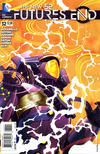Cover for The New 52: Futures End (DC, 2014 series) #32
