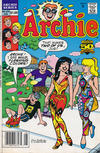 Cover for Archie (Archie, 1959 series) #390 [Newsstand]