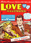Cover for Love Illustrated (Magazine Management, 1952 series) #33