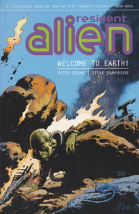 Cover Thumbnail for Resident Alien (Dark Horse, 2013 series) #1 - Welcome to Earth!