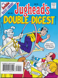 Cover for Jughead's Double Digest (Archie, 1989 series) #25