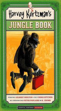 Cover Thumbnail for Essential Kurtzman (Dark Horse, 2014 series) #1 - Harvey Kurtzman's Jungle Book