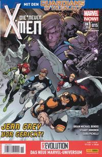 Cover Thumbnail for Die neuen X-Men (Panini Deutschland, 2013 series) #15