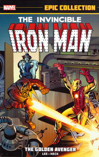 Cover Thumbnail for Iron Man Epic Collection (Marvel, 2013 series) #1 - The Golden Avenger