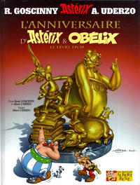 Cover Thumbnail for Astérix (Éditions Albert René, 1980 series) #34 - L'anniversaire d'Astérix & Obélix - Le livre d'or