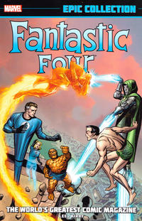 Cover Thumbnail for Fantastic Four Epic Collection (Marvel, 2014 series) #1 - The World's Greatest Comic Magazine