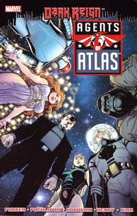 Cover Thumbnail for Agents of Atlas: Dark Reign (Marvel, 2009 series)