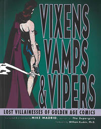 Cover Thumbnail for Vixens, Vamps & Vipers (Exterminating Angel Press, 2014 series)