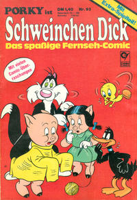Cover Thumbnail for Schweinchen Dick (Condor, 1972 series) #93
