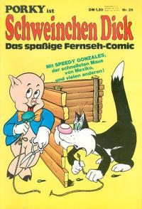 Cover Thumbnail for Schweinchen Dick (Willms Verlag, 1972 series) #29