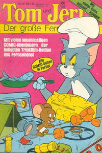 Cover Thumbnail for Tom & Jerry (Condor, 1976 series) #59
