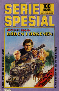 Cover Thumbnail for Seriespesial (Semic, 1979 series) #6/1983