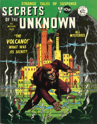 Cover Thumbnail for Secrets of the Unknown (Alan Class, 1962 series) #151