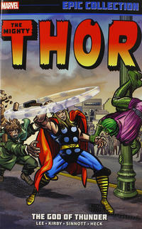 Cover Thumbnail for Thor Epic Collection (Marvel, 2013 series) #1 - The God of Thunder