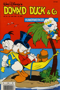 Cover Thumbnail for Donald Duck & Co (Hjemmet / Egmont, 1948 series) #26/1990