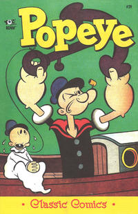 Cover Thumbnail for Classic Popeye (IDW, 2012 series) #29