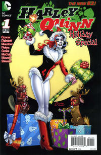 Cover Thumbnail for Harley Quinn Holiday Special (DC, 2015 series) #1