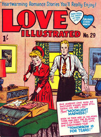 Cover Thumbnail for Love Illustrated (Magazine Management, 1952 series) #29
