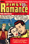 Cover for First Romance (Magazine Management, 1952 series) #24