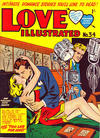 Cover for Love Illustrated (Magazine Management, 1952 series) #34