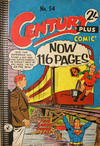 Cover for Century Plus Comic (K. G. Murray, 1960 series) #54