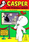 Cover for Casper the Friendly Ghost (Thorpe & Porter, 1973 series) #21