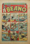 Cover for The Beano Comic (D.C. Thomson, 1938 series) #187