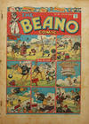 Cover for The Beano Comic (D.C. Thomson, 1938 series) #190
