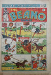 Cover for The Beano Comic (D.C. Thomson, 1938 series) #272