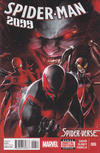 Cover for Spider-Man 2099 (Marvel, 2014 series) #6
